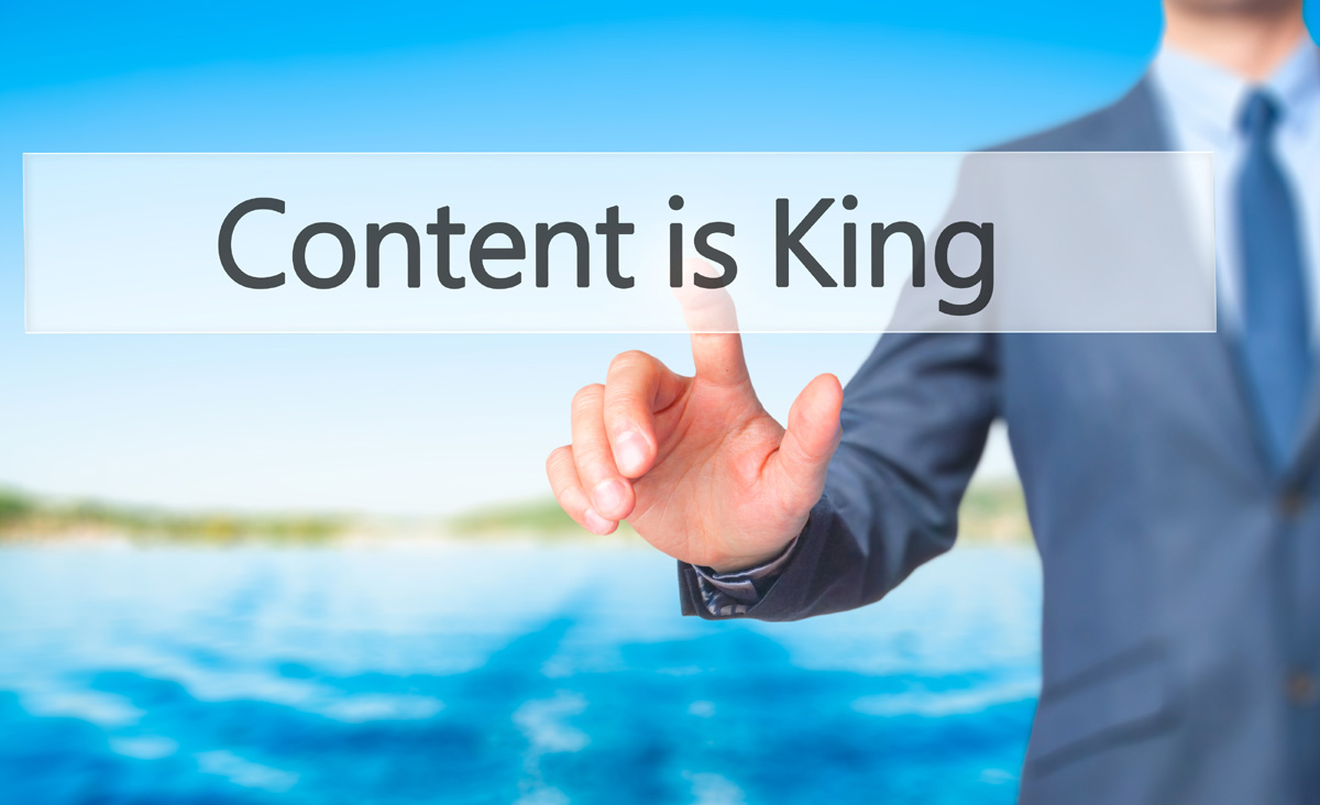 CONTENT IS KING Digital Experts