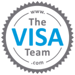The Visa Team Logo Digital Experts