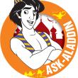 Ask-Aladdin Logo Digital Experts