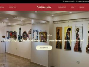 vermilion art galery